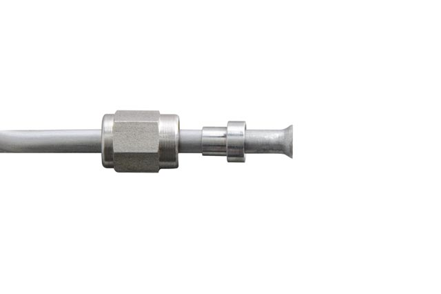 Stainless Steel Brake Line Nuts : Tube nuts and sleeves earls performance products