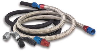 Earl's Performance Products UK - Performance Braided Oil Lines